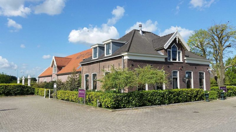 Hoeve Kromwijk buitenaanzicht